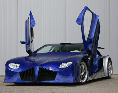 weberfasterone1 The 900 HP Weber Faster One Supercar Honored as Worlds Fastest Car