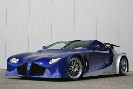 weberfasterone opta The 900 HP Weber Faster One Supercar Honored as Worlds Fastest Car