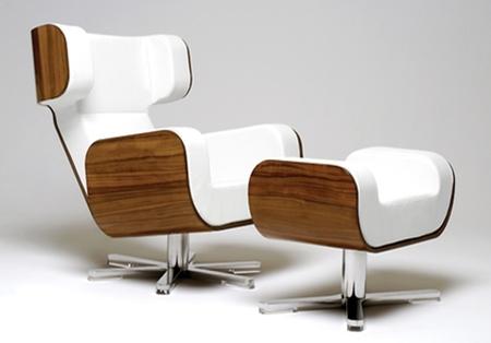 Zero Gravity Wing Chair