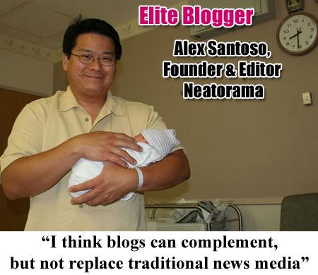 Alex Santoso