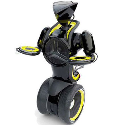 Sega-Hasbro's Ampbot Is A Dancing Robot