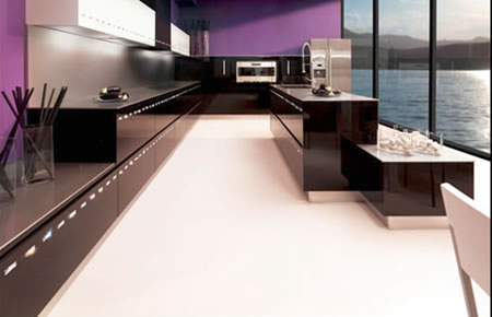 Crystal25: A Swarovski Crystals Encrusted Kitchen Line!