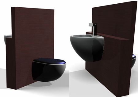 Bathroom Furniture by Harris A Recycles Used Water