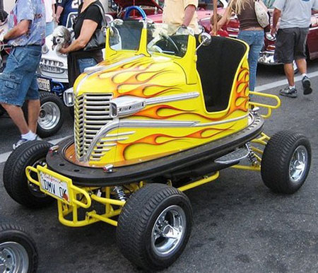 $50,000 Street Legal Bumper Coupe