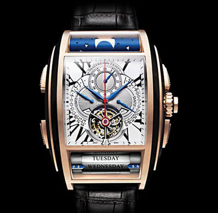 Chapter One Timepiece from Maîtres du Temps Costs $400k
