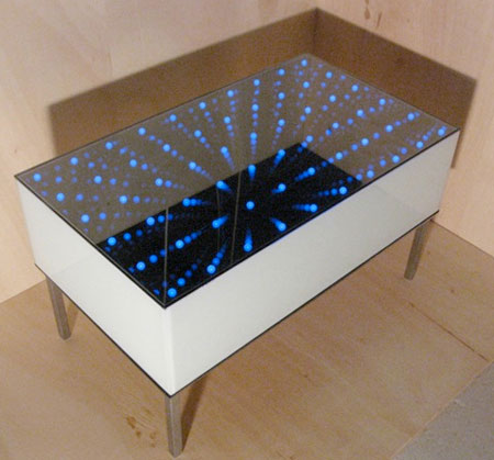 Illuminating Table Takes Interactivity to a New Level!