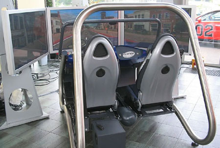 DaVinci Driving Simulator