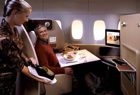 deluxe airlines Worlds Most Luxurious Airlines