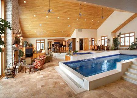 Indoor Entertainment Space