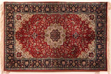 Most Expensive Persian Rug Sells For $4.45 mn at Christie's