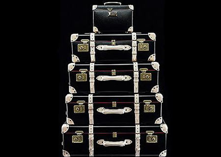 Globe-Trotter Centenary Collection by J. Crew