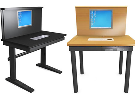 i-desk Refines Comfort via ClassicX-Variheight Workstation