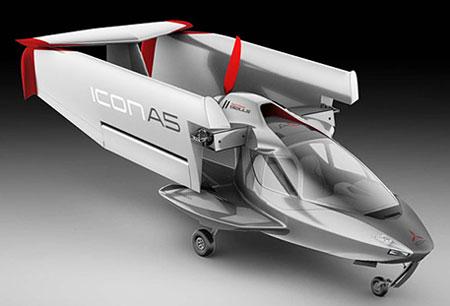 A5 Folding Aircraft