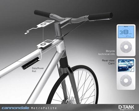 ipod bike