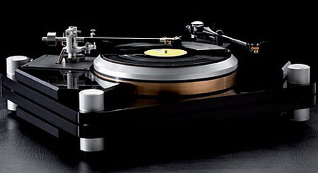 Thorens $55,277 Jubilee Turntable Marks 125TH Anniversary