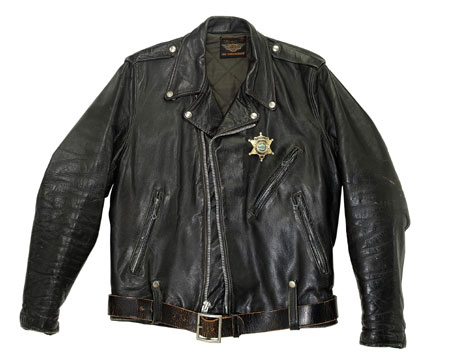 Elite Find of the Day: Harley Davidson Motorcycle Jacket May Fetch $2,000