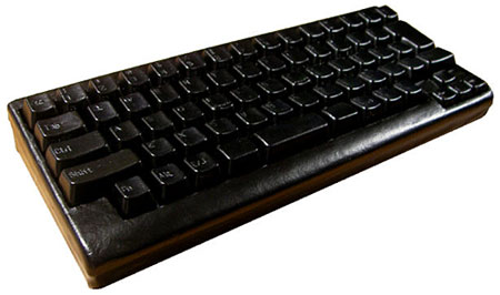 Gold And Leather keyboards!