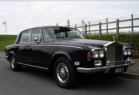 Sean Connery's '61 Bentley Reaches Bonhams' Auction House