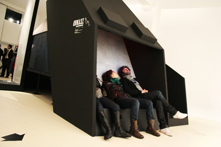 M.A.S.T. Theater Offers 360 Degree Relaxing View