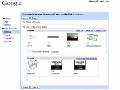 Google TV is Possible Via Google Media Server!