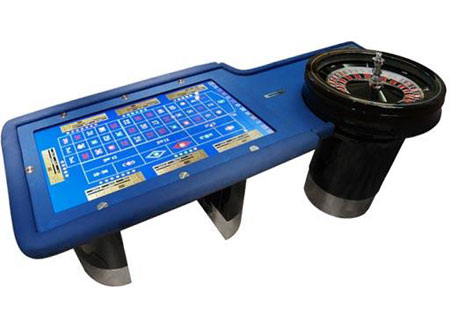 MultiPlay Roulette TouchTable!