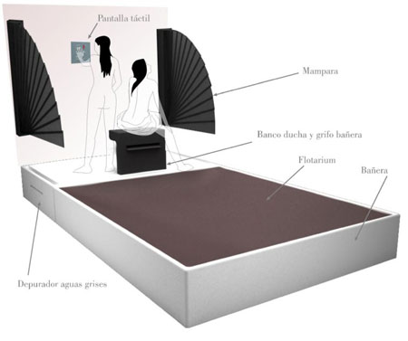 The Nautilus: Non-Wet Waterbed Enhances Your Relaxing Experience!
