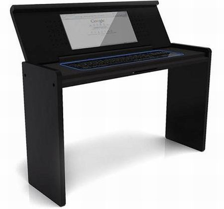 The Piano Computer Is Just a Concept!