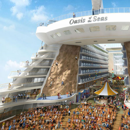World's Largest and Expensive Cruise Ship All Set to Hit the Seas