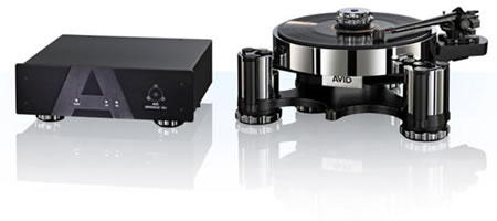 Acutus Reference Turntable