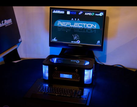The Reflection: A Complete Home Theater PC