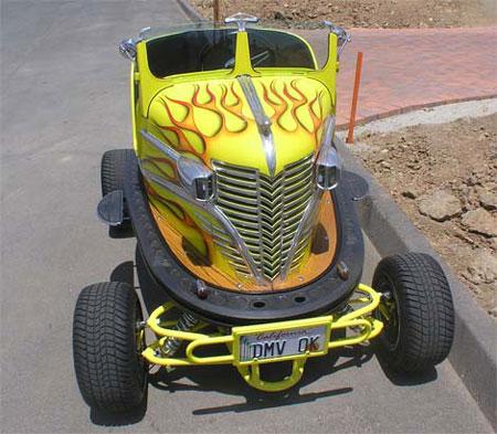 Bumper Coupe