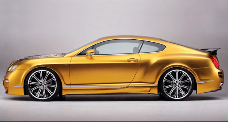 ASI's Bentley Continental GT Based Tetsu GTR Costs $800,000 plus