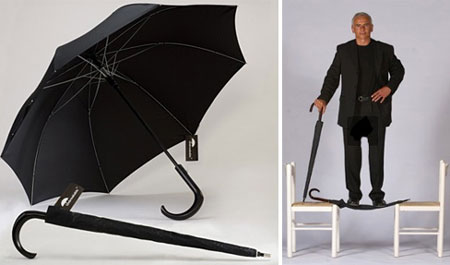 Unbreakable Umbrella!