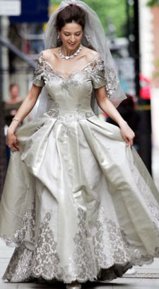 World's Most Expensive Wedding Dress Costs £240,000