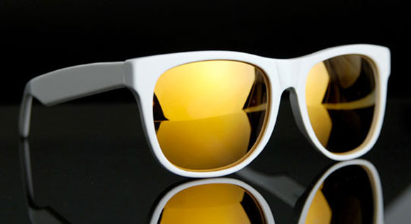 """24K Gold Mirror Lenses"" by Zeiss Costs $18,165"