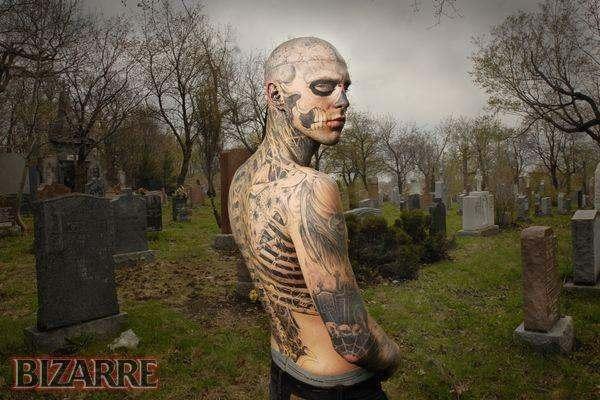 Zombie Boy 11