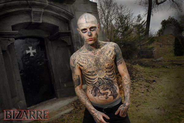 Zombie Boy 13