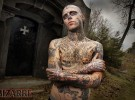 Zombie Boy 14 135x100 $4000 Tattooed Zombie, Courtesy Bizarre Magazine