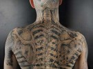 Zombie Boy 3 135x100 $4000 Tattooed Zombie, Courtesy Bizarre Magazine