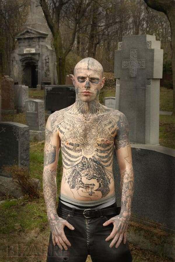 Zombie Boy 5
