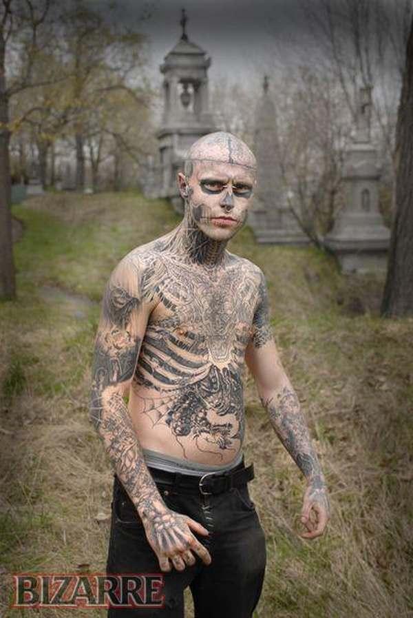 Zombie Boy 6