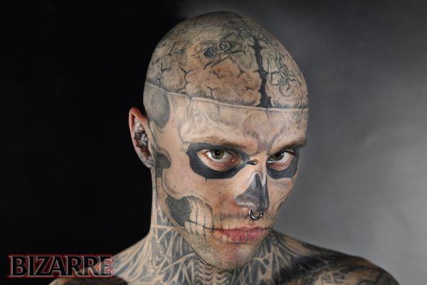 Zombie Boy 8