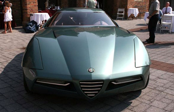 Alfa Romeo Bertone BAT 11
