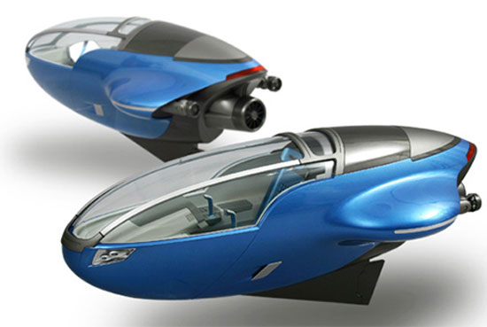 Aqua Submersible Watercraft Prototype
