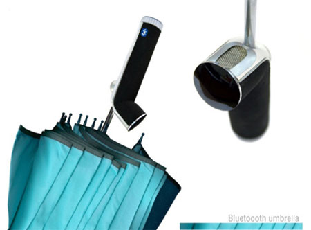 Bluetooth Umbrella