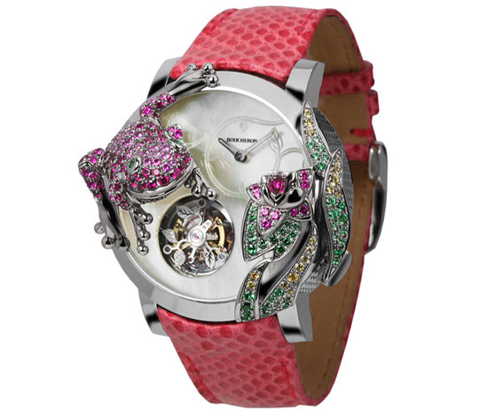 Elite Find of the Day: Boucheron Bestiaire Watch