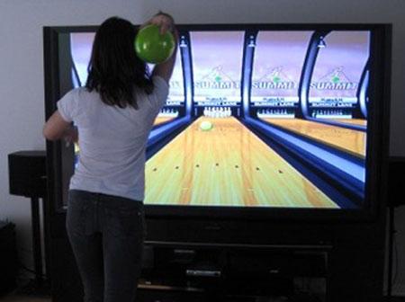 VST Bowling Simulator