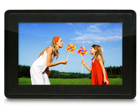 DSM-210: Internet-Enabled Wireless Picture Frame From D-Link