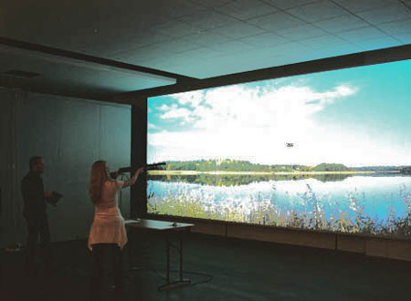 World's Biggest And Most Expensive Duck Hunt Shooting Simulator
