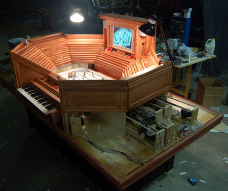 Hockey Organ